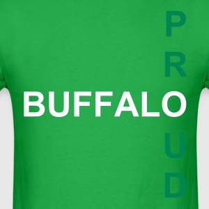 South Buffalo CrossWords Green - Men's T-Shirt
