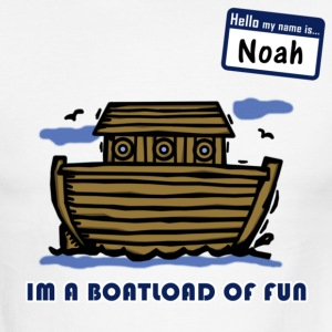 Boatload of Fun - Men's Ringer T-Shirt
