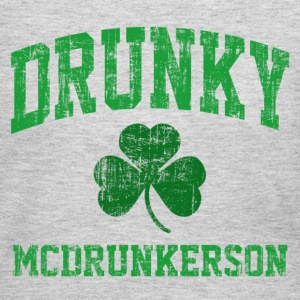 Drunky McDrunkerson Long Sleeve Shirts - Women's Long Sleeve Jersey T-Shirt