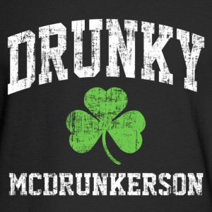 Drunky Mc Long Sleeve Shirts - Men's Long Sleeve T-Shirt