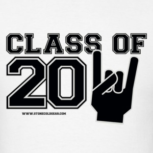 Class of 2011 silver and black T-Shirts - Men's T-Shirt