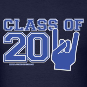 Class of 2011 Blue Grey T-Shirts - Men's T-Shirt