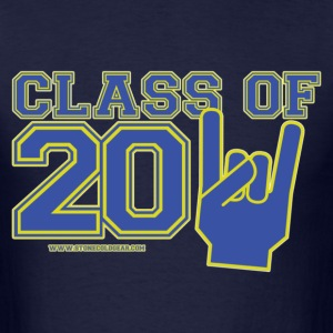 Calss of 2011 Blue Gold T-Shirts - Men's T-Shirt