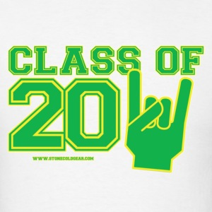 class of 2011 Graduation green and Gold T-Shirts - Men's T-Shirt