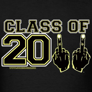 class of 2011 FU black and gold T-Shirts - Men's T-Shirt