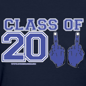 class of 2011 FU Blue and White Women's T-Shirts - Women's T-Shirt