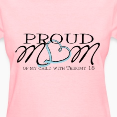 proud_mom Women's T-Shirts