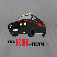 Design ~ The Eh Team Men's Slate AA Tee