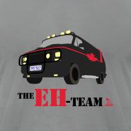 Design ~ The Eh Team Men's Slate AA Tee