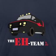 Design ~ The Eh Team Men's Navy AA Tee