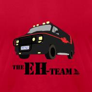 Design ~ The Eh Team Men's Red AA Tee