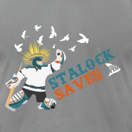 Design ~ Stalock Saves Men's Slate AA Tee