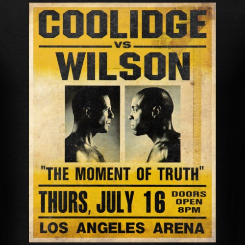 Pulp Fiction: Coolidge vs. Wilson