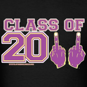 Class of 2011 FU Graduation Purple and Gold T-Shirts - Men's T-Shirt