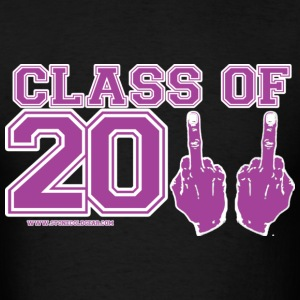 Class of 2011 FU Graduation Purple and white T-Shirts - Men's T-Shirt