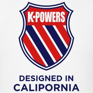 K-Powers (of Eastbound & Down) - Men's T-Shirt
