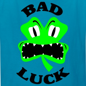 Bad Luck Clover Kids' Shirts - Kids' T-Shirt