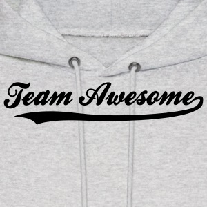 Team Awesome (1c) Hoodies - Men's Hoodie