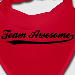 Team Awesome (1c) Caps - Bandana