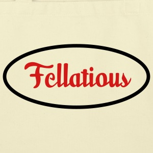 Fellatious (2c) Bags  - Eco-Friendly Cotton Tote
