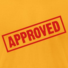 Approved (1c) T-shirts (manches courtes)