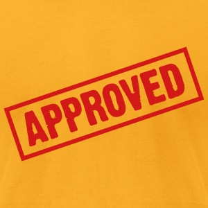 Approved (1c) T-shirts (manches courtes) - T-shirt pour hommes American Apparel