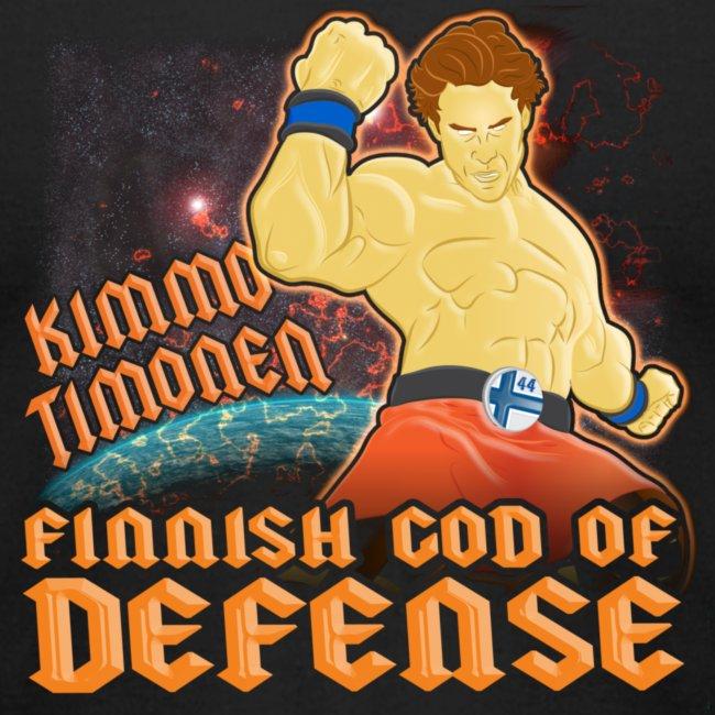 Kimmo God