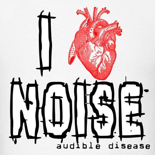 Audible Disease - I Heart Noise