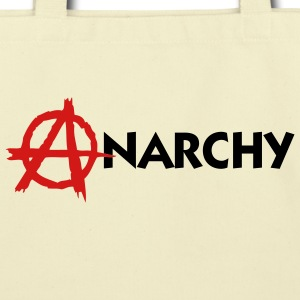 Anarchy 2 (2c) Bags  - Eco-Friendly Cotton Tote