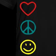 Design ~ Love Peace Happines shirt