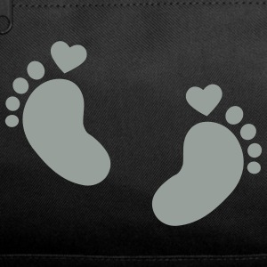 Baby feet Athletic Wear - Duffel Bag