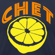 Design ~ Chet Men's American Apparel Tee