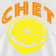 Design ~ Chet Men's Standard Weight T-Shirt