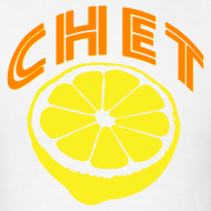 Design ~ Chet Men's Standard Weight T-Shirt