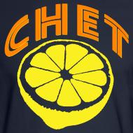 Design ~ Chet Men's Long Sleeve Tee