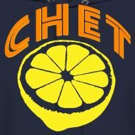 Design ~ Chet Men's Hooded Sweatshirt