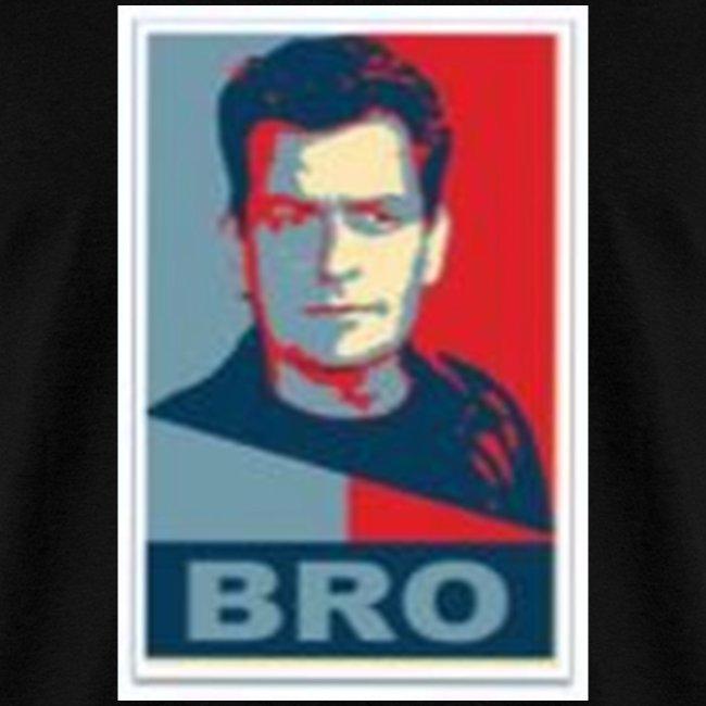 Charlie Sheen Bro
