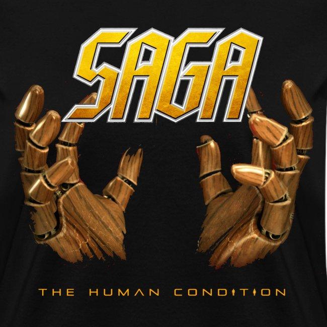 SAGA ladies Hands T