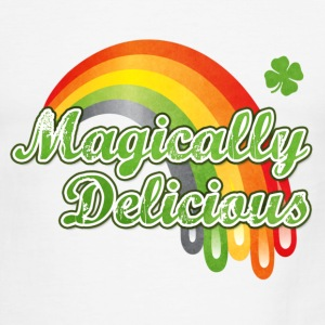Magically Delicious T-Shirts - Men's Ringer T-Shirt
