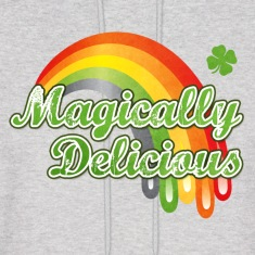 Magically Delicious Hoodies