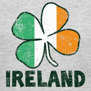 Ireland Long Sleeve Shirts - Women's Long Sleeve Jersey T-Shirt