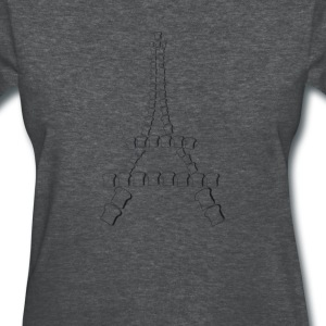 French Toast Tower - Women's T-Shirt