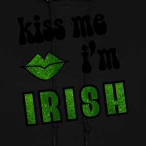 Kiss Me I'm Irish - Women's Hoodie
