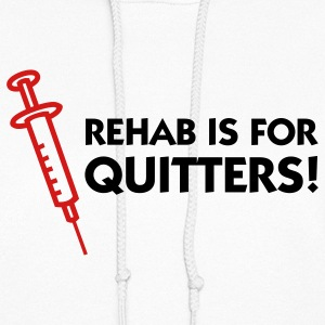 Rehab Is For Quitters 1 (2c) Hoodies - Women's Hoodie