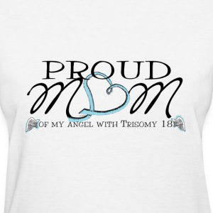 trisomy awareness names shirt Women's T-Shirts - Women's T-Shirt