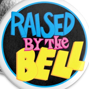 Raised by the Bell Buttons - Large Buttons