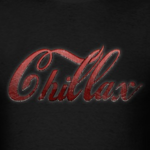 Chillax  - Men's T-Shirt