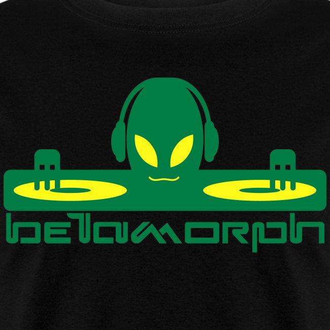 Betamorph Recordings Alien DJ T