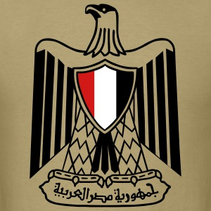 Coat of Arms - Egypt T-Shirts - Men's T-Shirt