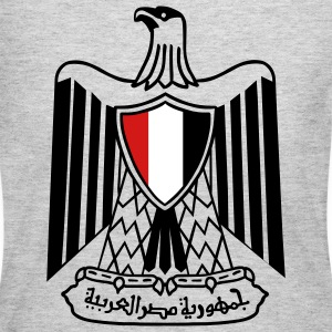 Coat of Arms - Egypt Long Sleeve Shirts - Women's Long Sleeve Jersey T-Shirt
